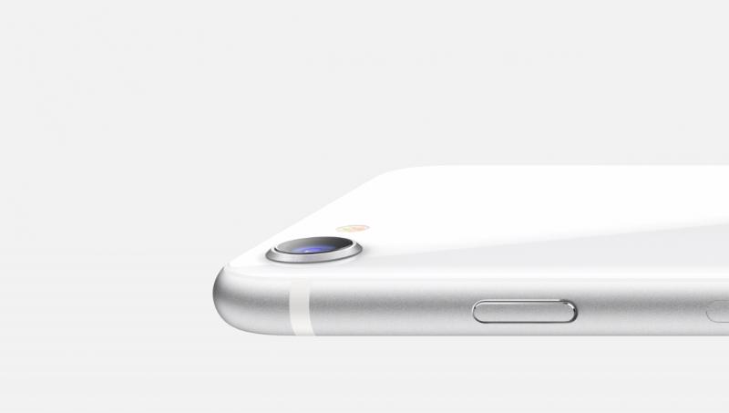 iPhone SE(第2世代)カメラ