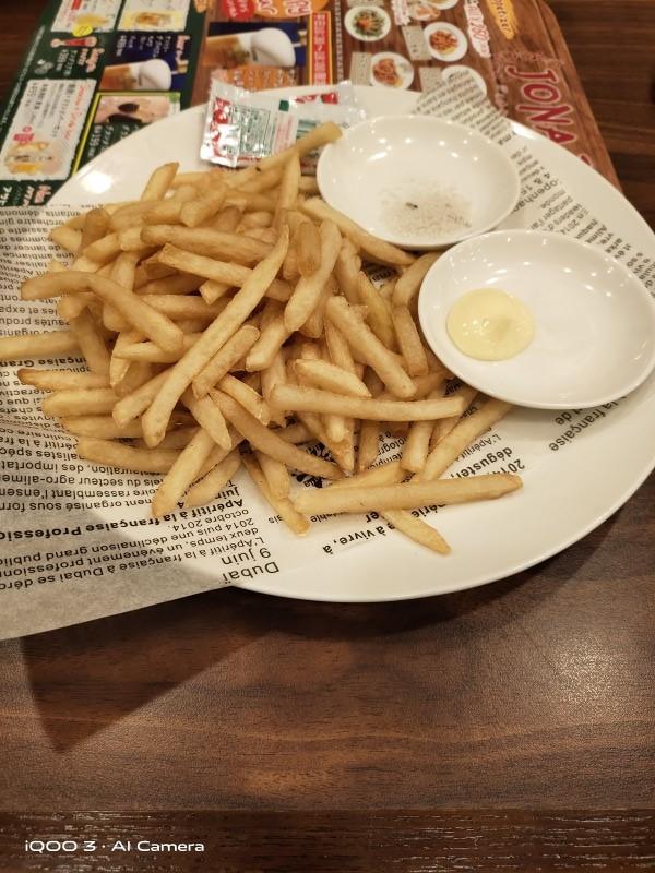 iQOO 3 5Gで食事を撮影した画像(2)
