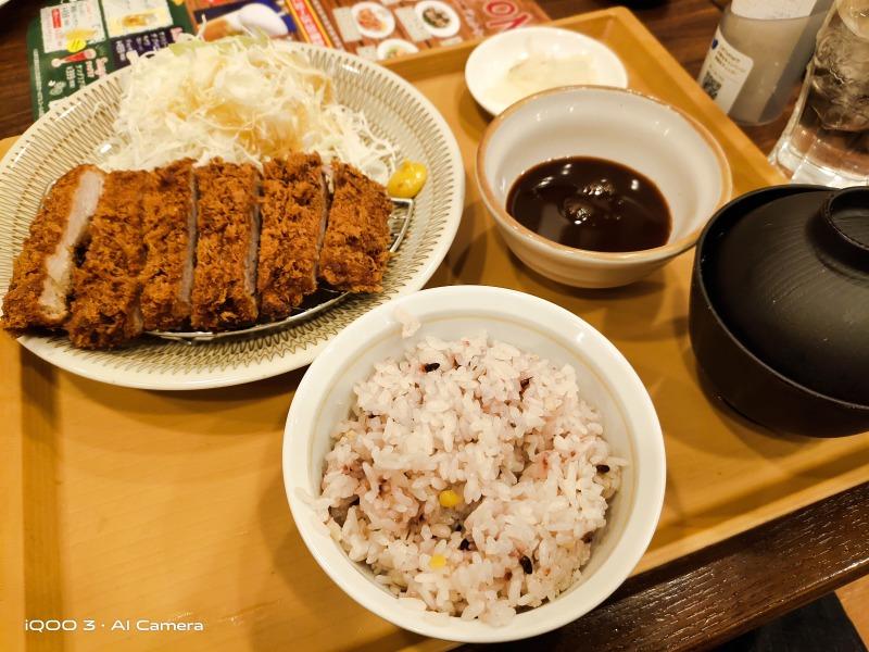 iQOO 3 5Gで食事を撮影した画像(3)
