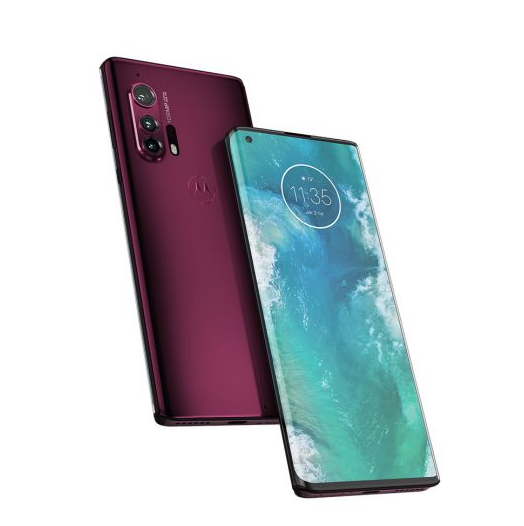 Motorola Edge+の画像
