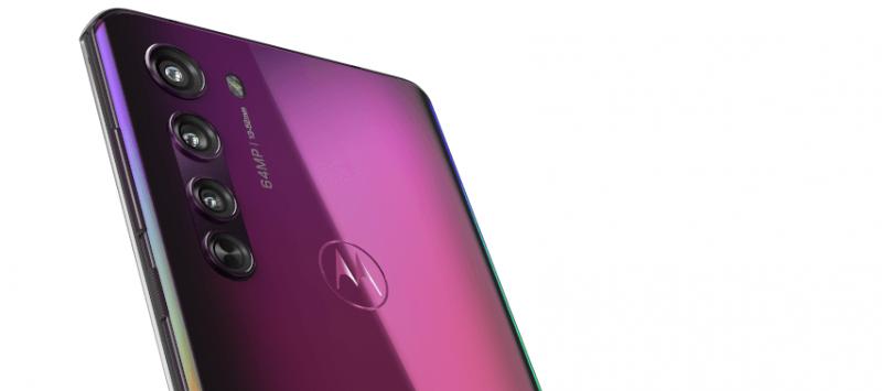Motorola Edgeは64MPを含むクアッドカメラを搭載