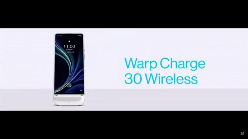 Oneplus 8 Proの30Wワイヤレス充電