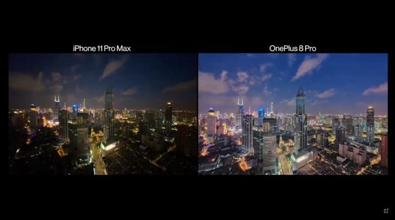 Oneplus 8 Proのカメラ性能