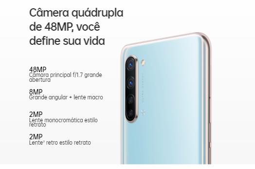 OPPO Find X2 Lite カメラ