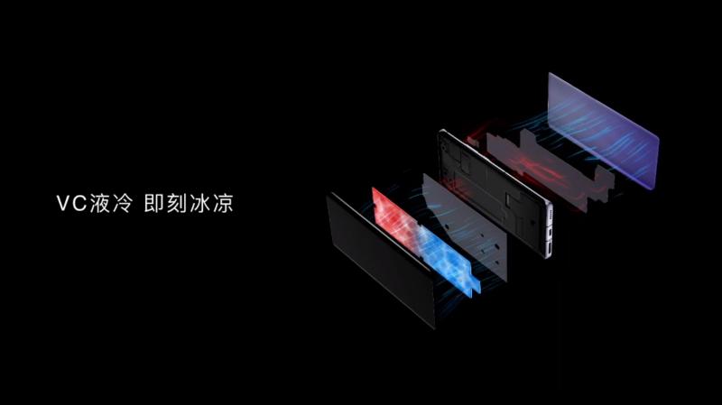 HONOR 30 Proの冷却性能