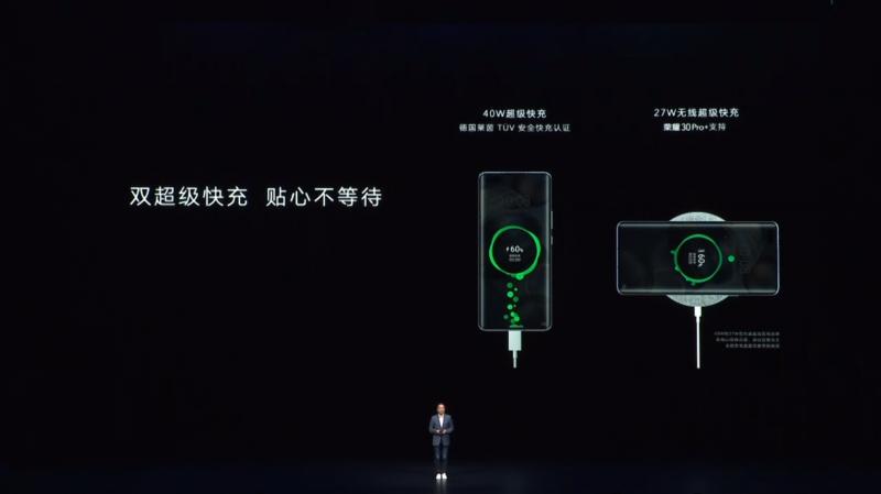 HONOR 30 Proのバッテリー性能