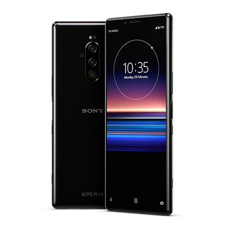 SONY Xperia 1 Professional Editionの画像