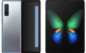Galaxy Fold 2のイメージ画像