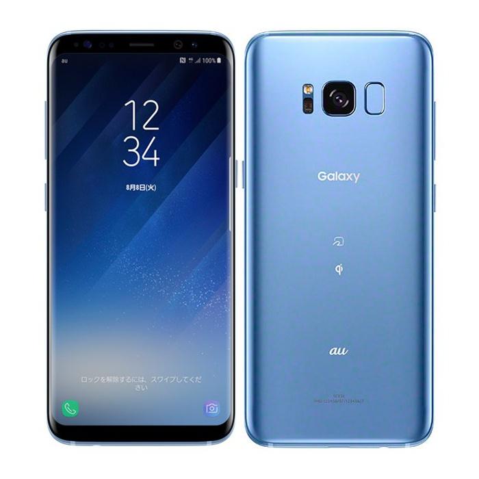 Samsung Galaxy S8(キャリア版)の画像