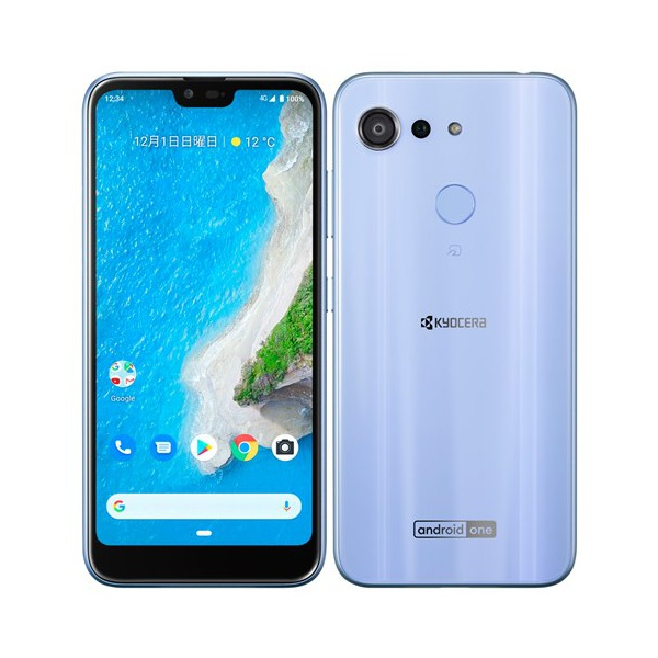 Android One S6の画像