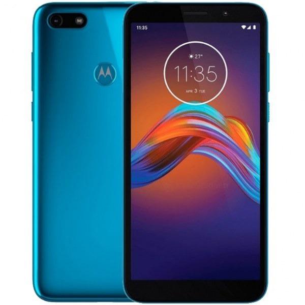 Motorola Moto E6 Playの画像