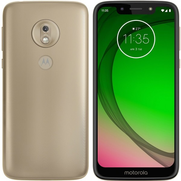 Motorola Moto G7 Playの画像