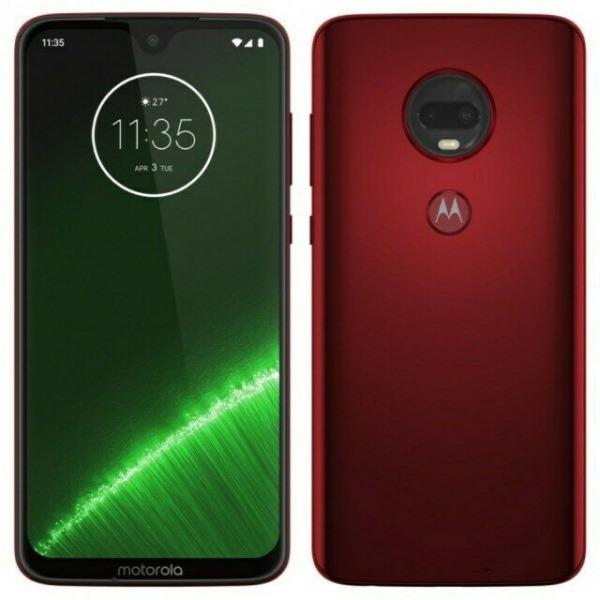 Motorola Moto G7 Plusの画像