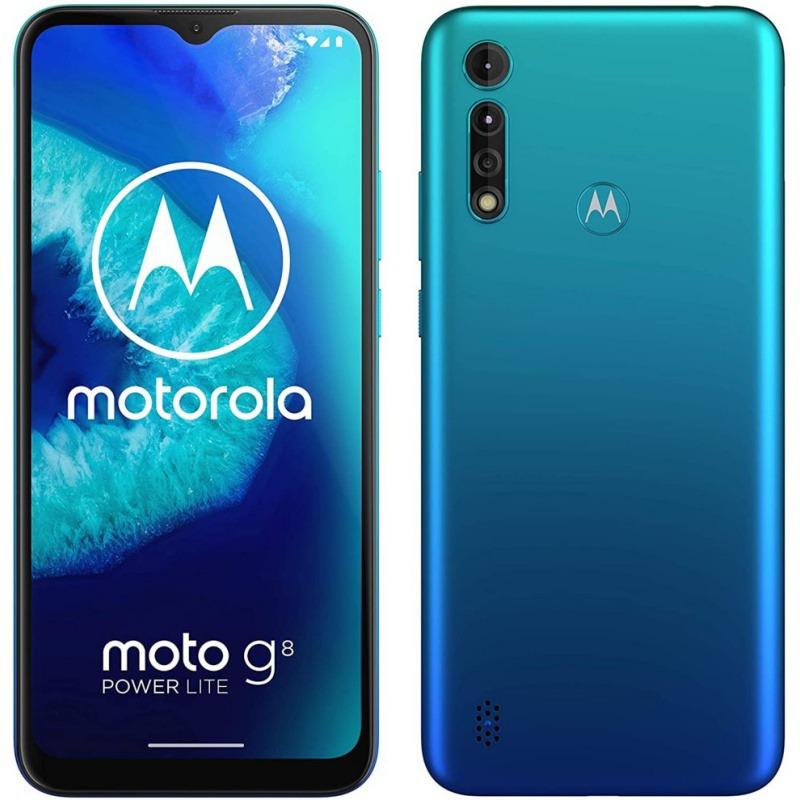 Motorola Moto G8 Power Liteの画像