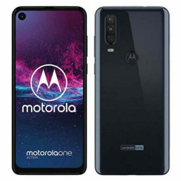 Motorola One Actionの画像
