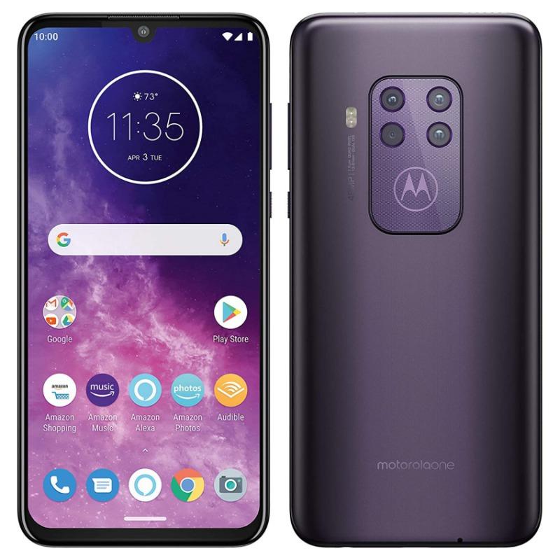 Motorola One Zoomの画像