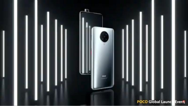 POCO F2 Proのデザイン