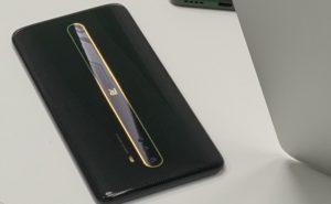 Realme X3 Proと思われる端末の画像