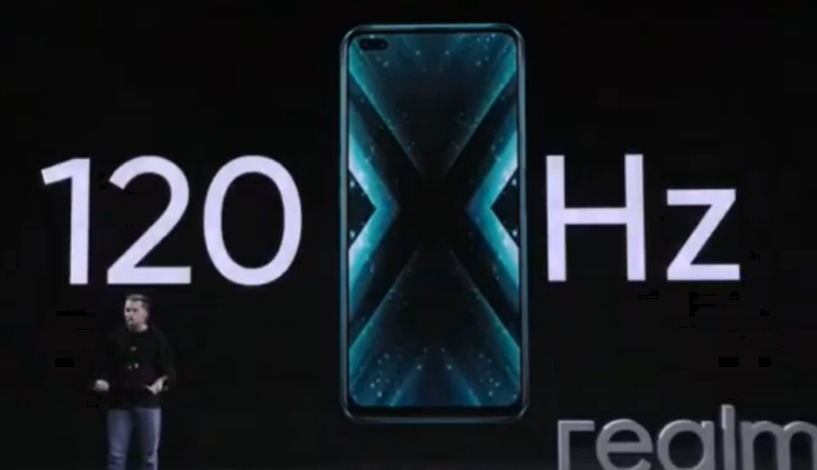 realme X3  SuperZoomディスプレイリフレッシュレート