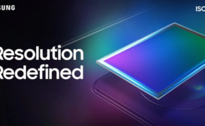 Samsungの新型センサーのイメージ画像