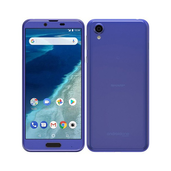 SHARP Android One X4の画像