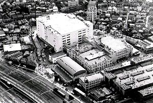 SONY大崎工場