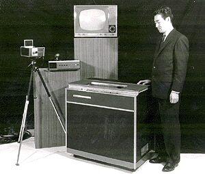 世界初のSONY製VTR