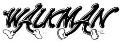 Walkmanのロゴ