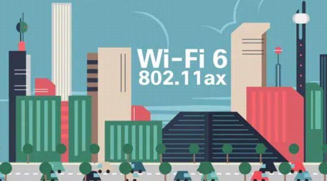 Wi-Fi 6=IEEE802.11ax