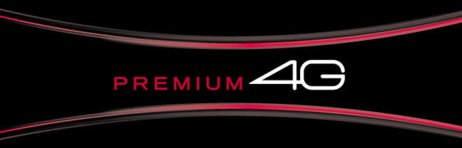 docomo PREMIUM 4G