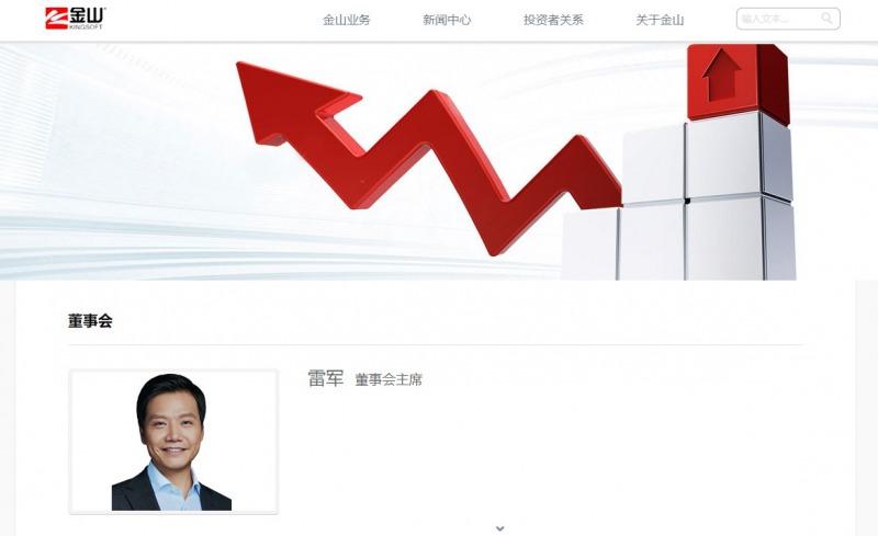 キングソフト中国