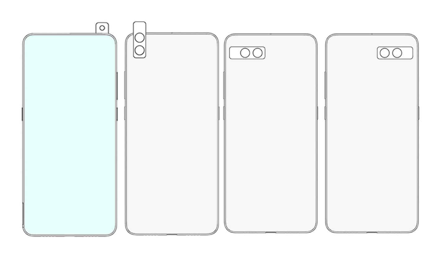 Xiaomi新特許の概要図