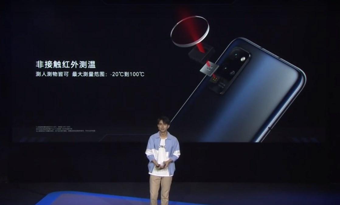 HONOR Play 4 Proサーモグラフィーカメラの紹介