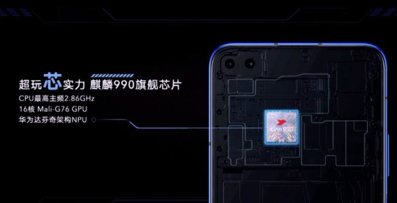 HONOR Play 4 ProのSoC