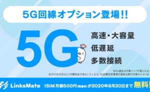 LinksMate 5G