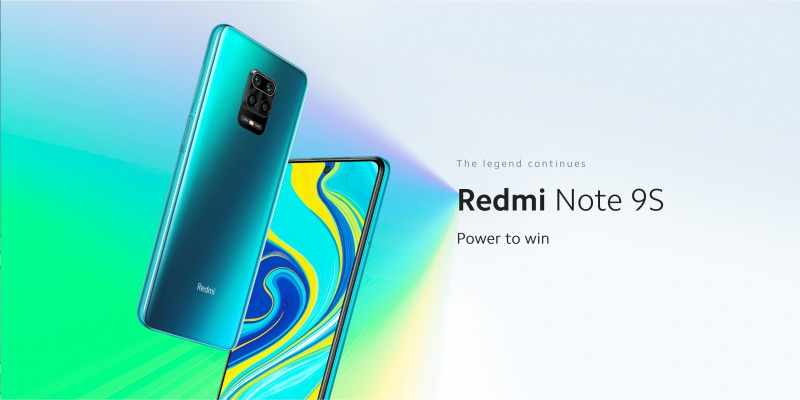 Redmi Note 9S