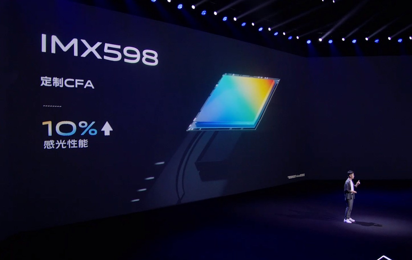 vivo X50のカメラ