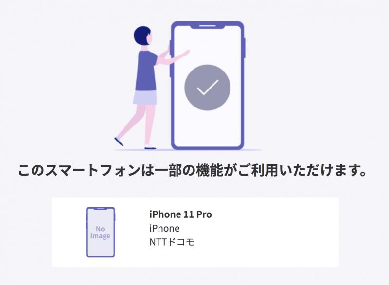 楽天モバイル iPhone 11 Pro