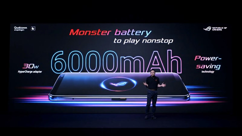 ROG Phone 3のバッテリー1