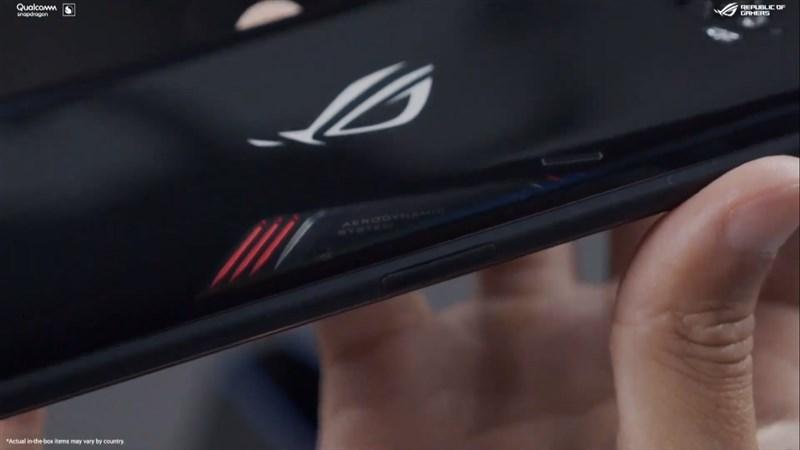 ROG Phone 3のデザイン