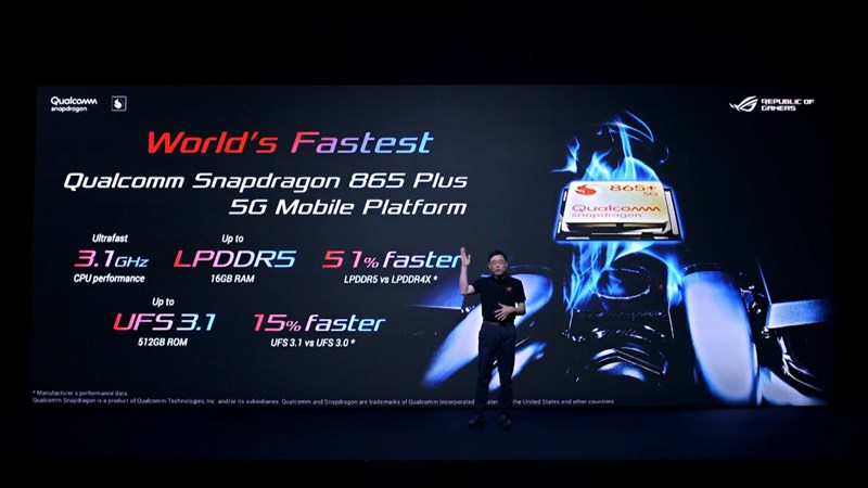 ROG Phone 3の性能1
