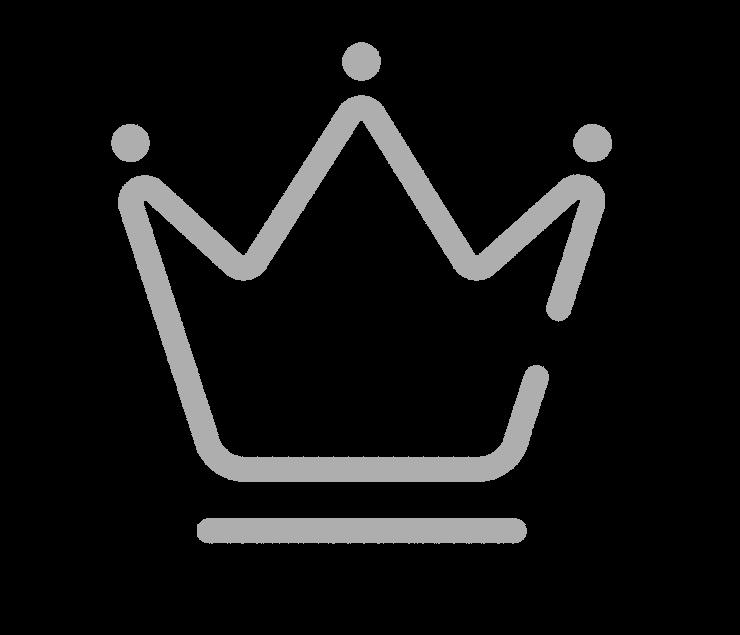 ベストセラー王冠画像