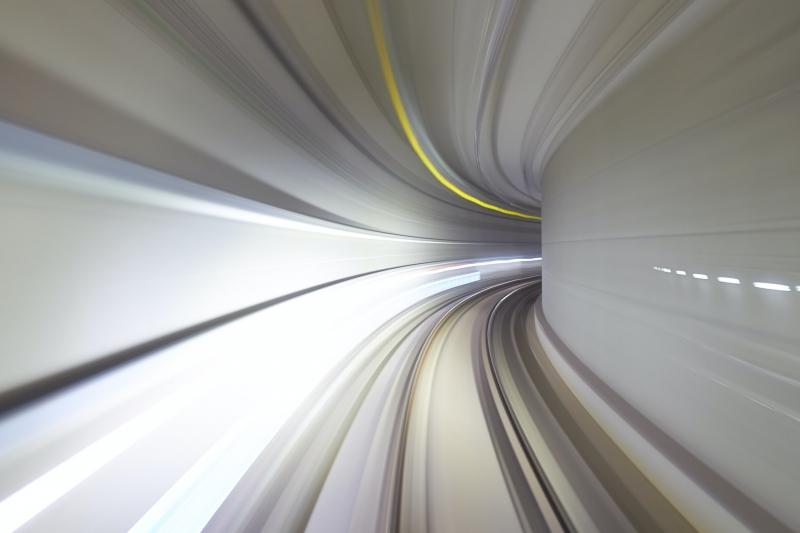 ソフトバンク純正回線で通信速度が速い