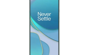 OnePlus 8T レンダリング