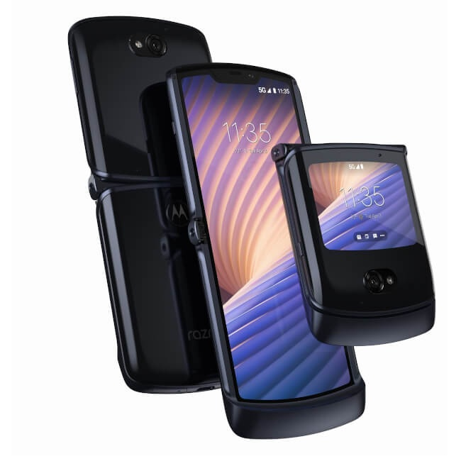 Motorola razrの画像