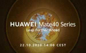 HUAWEI Mate 40シリーズ