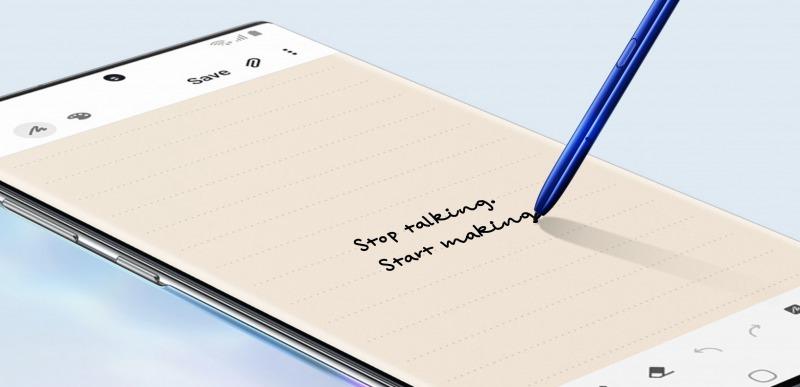 Galaxy Sペン