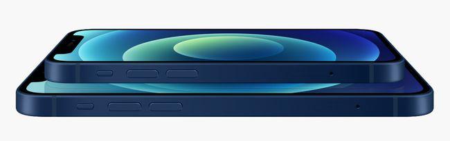 小型軽量な「iPhone 12 mini」が登場