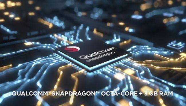 SoCにSnapdragon460を採用