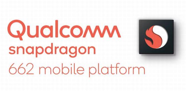 Snapdragon662チップセットを採用
